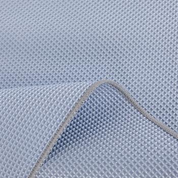 microfiber waffle fabric