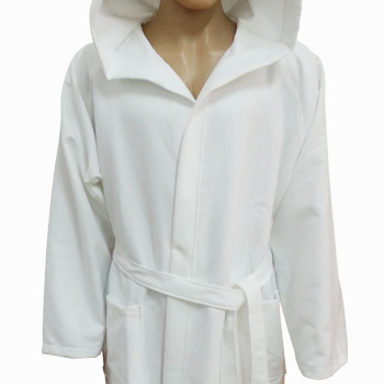 microfiber high quality bathrobe