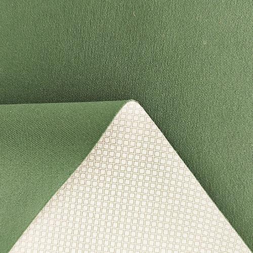 Cotton Feeling Super Stretch Interlock+Printed PU