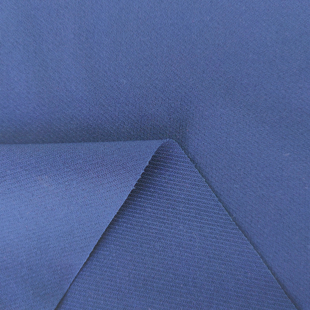 Super Stretch Knitted Twill Fabric